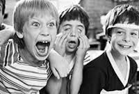 hyperactive kids
